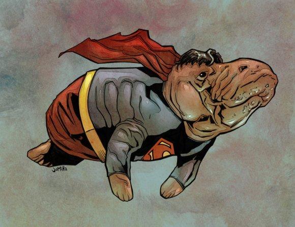jharris - Superman