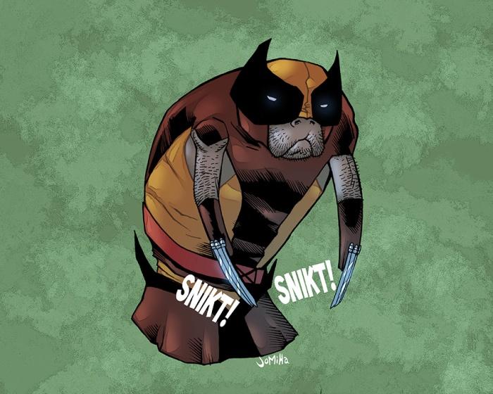 jharris - Wolverine