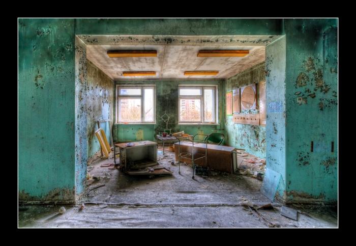 Chernobyl Hospital IIII