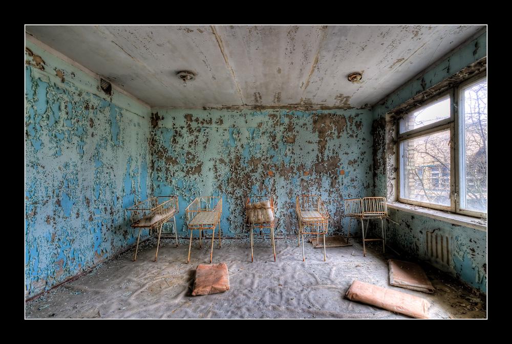 Chernobyl Hospital VII
