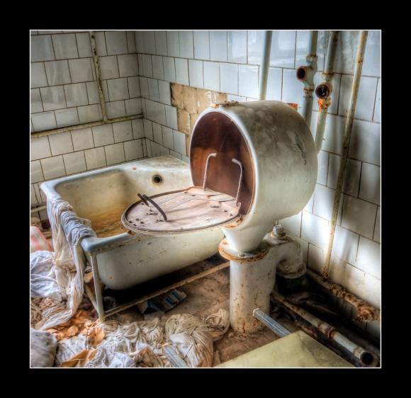 Chernobyl Hospital VIII