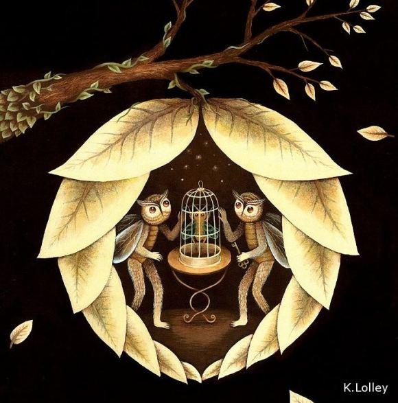 Kathleen Lolley VIIII - Release The Gentle Spirit