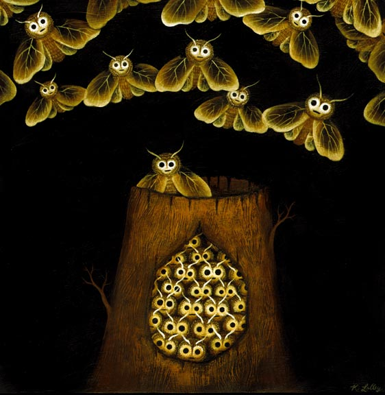 Kathleen Lolley XIII - Night Stump