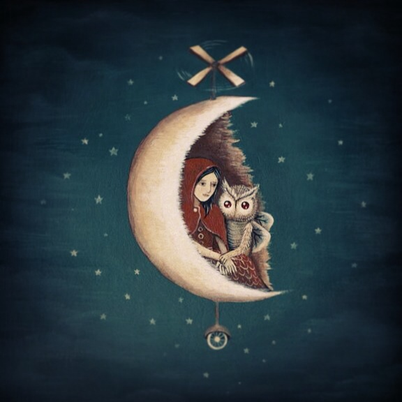 Kathleen Lolley XIIII - Night Stump