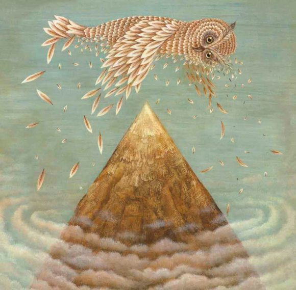 Kathleen Lolley XVI - Bird Dream