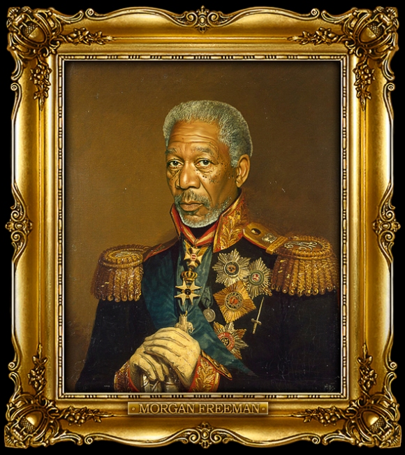 ReplaceFace VI - Morgan Freeman