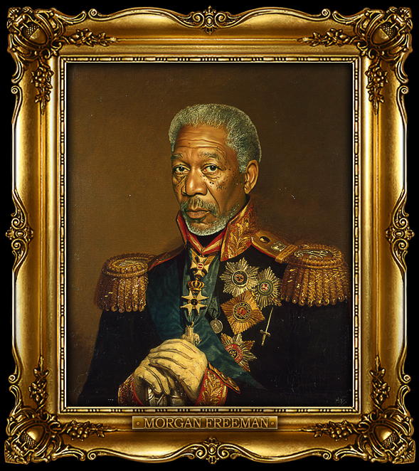 ReplaceFace VI - Morgan Freeman