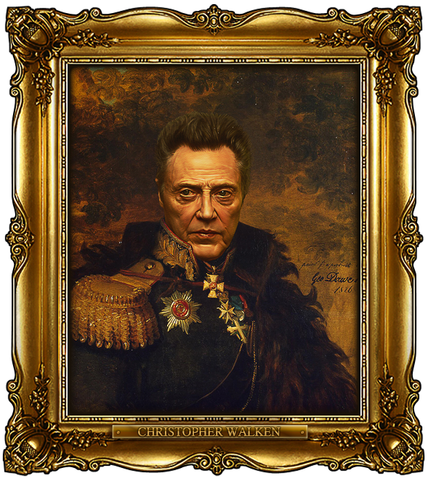 ReplaceFace VIIII - Christopher Walken