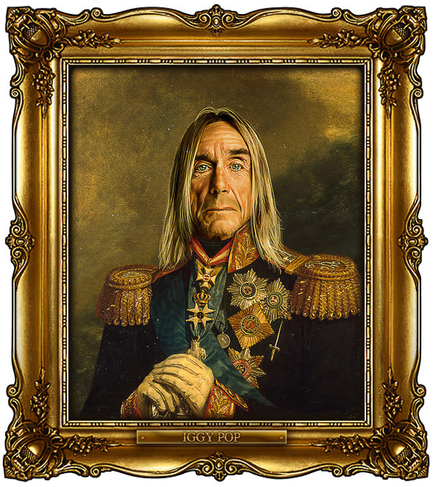 ReplaceFace X - Iggy Pop