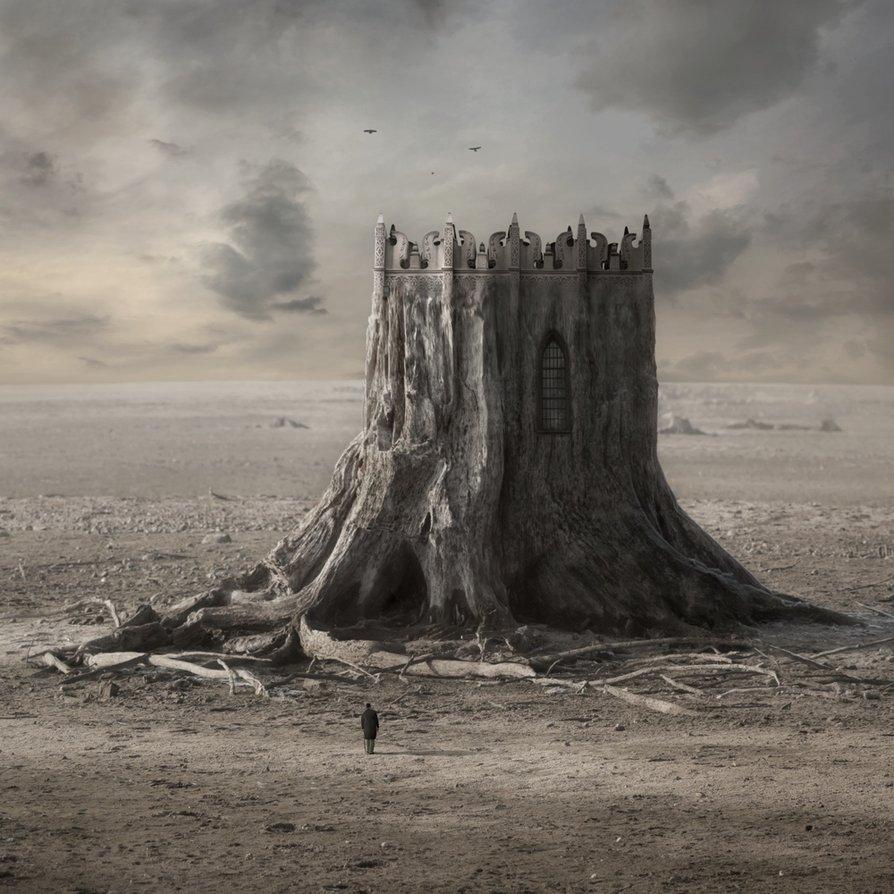 Kleemass X - Wooden Castle