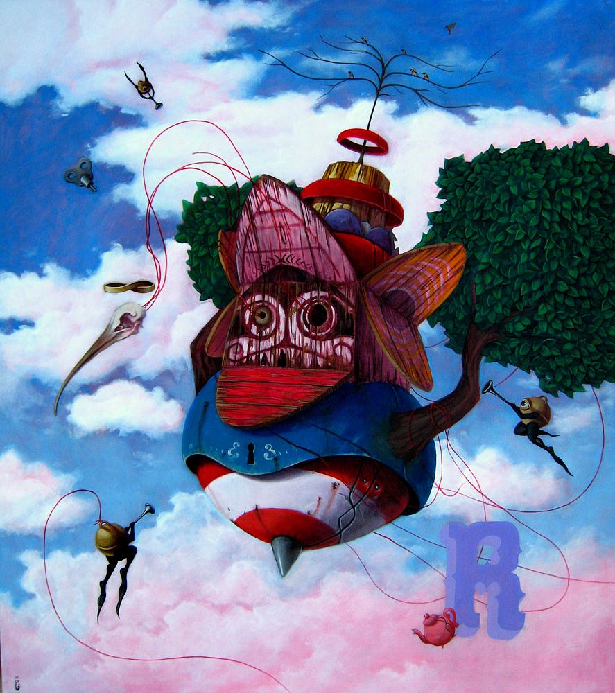 El Gato Chimney I - At The Threshold of a Revelation